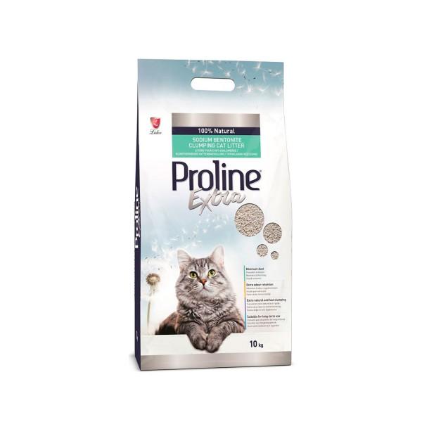 Pro Line Extra Topaklaşan İnce Taneli Kedi Kumu 10 kg