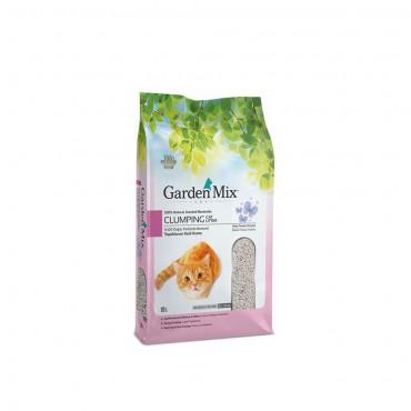 Gardenmix Bentonit Bebek Pudralı Kedi Kumu 10 LT
