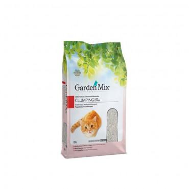 GardenMix İnce Taneli Kokusuz Bentonit Kedi Kumu 10 Lt