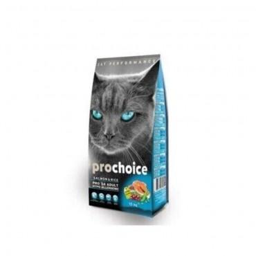 Pro Choice Pro 34 Salmon & Rice Somonlu Yetişkin Kedi Maması 15 kg