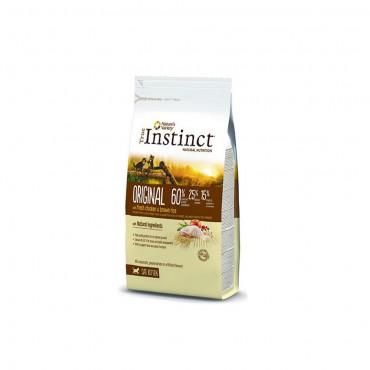 True Instinct Düşük Tahıllı Tavuklu Yavru Kedi Maması 1.25 Kg