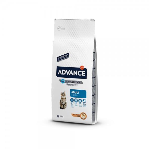 ADVANCE CAT ADULT CHICKEN & RICE 15 KG
