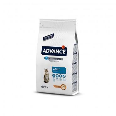 ADVANCE CAT ADULT CHICKEN & RICE 1.5 KG