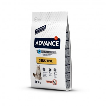 ADVANCE CAT ADULT SALMON SENSITIVE 15 KG