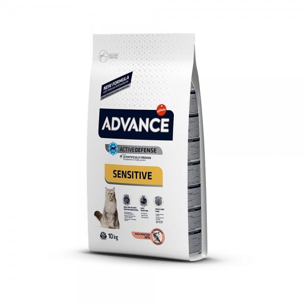 ADVANCE CAT ADULT SALMON SENSITIVE 15 KG