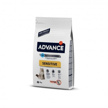 ADVANCE CAT ADULT SALMON SENSITIVE 3 KG