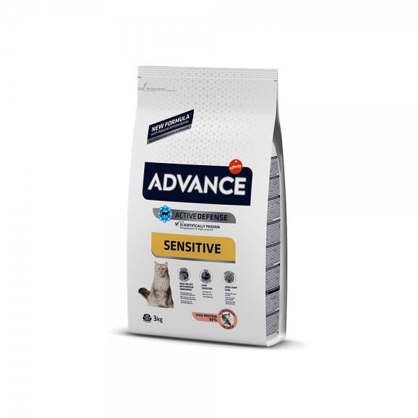 ADVANCE CAT ADULT SALMON SENSITIVE 3 KG
