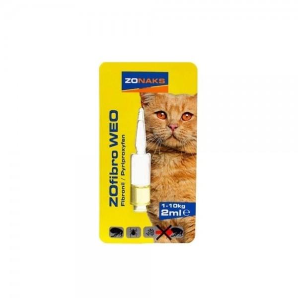 Zonaks Kedi Bit Pire Damlası