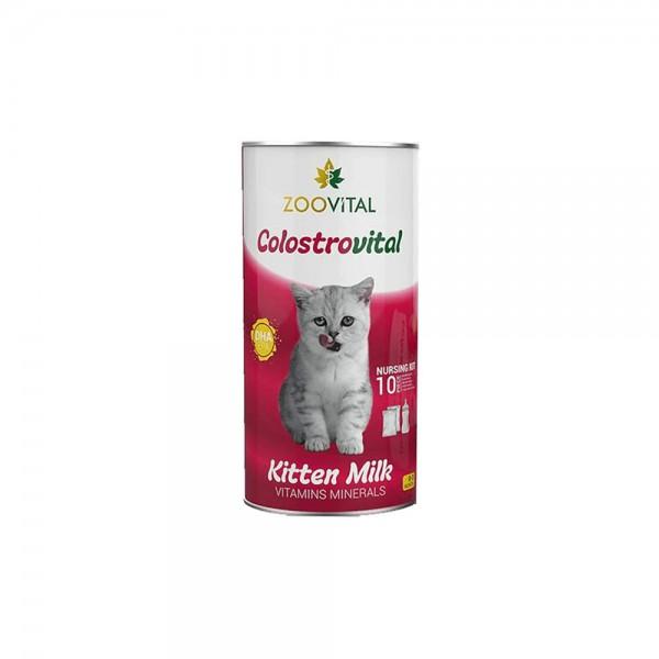 Zoovital Colostrovital Yavru Kedi Süt Tozu Ek Besin Takviyesi 200 gr