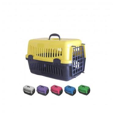 Kedi Köpek Taşıma Çantası 50x33x33 cm (Sarı)