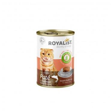 ROYALIST CAT SALMON PATE 400 GR