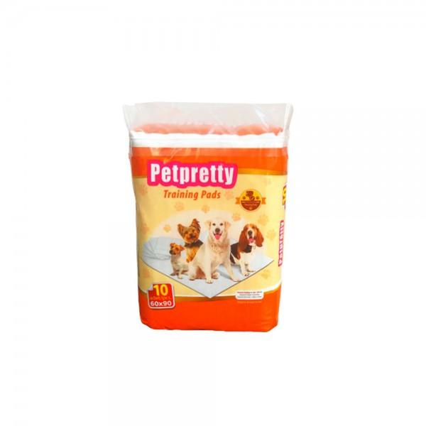 Pet Pretty Köpek Tuvalet Eğitimi Çiş Pedi Kokusuz 60x90 cm