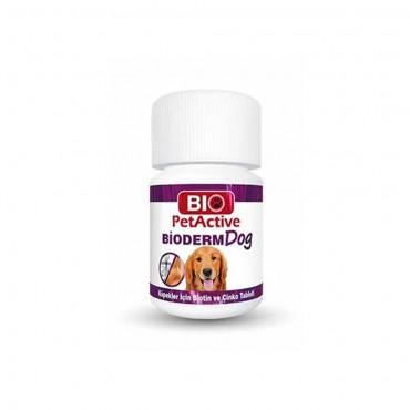 Bioderm Dog 75 Tablet Köpekler Için Çinko Ve Biotin Tableti