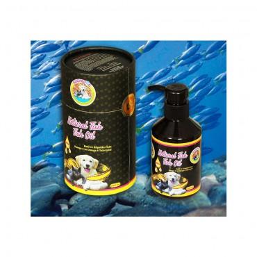 Kuchedog Kuchedog Natural Fish - Fish Oil Balık Yağı 220 ml