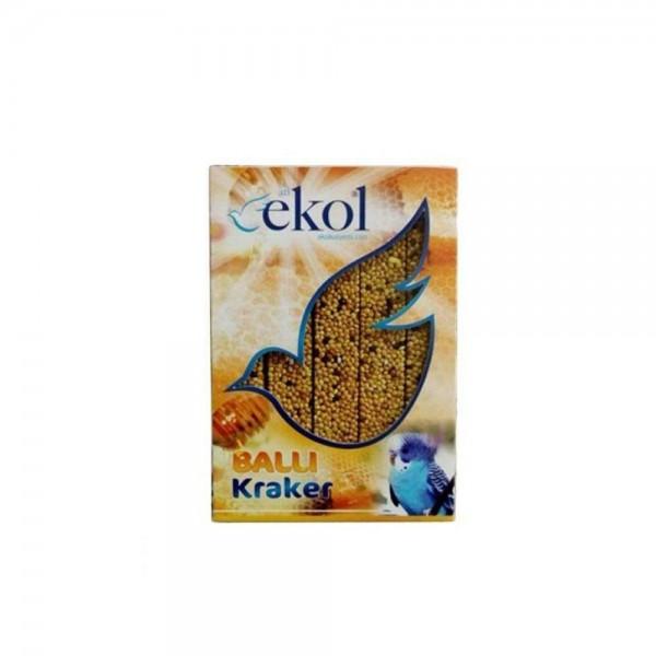 Ekol Ballı Muhabbet Krakeri 10'lu Paket